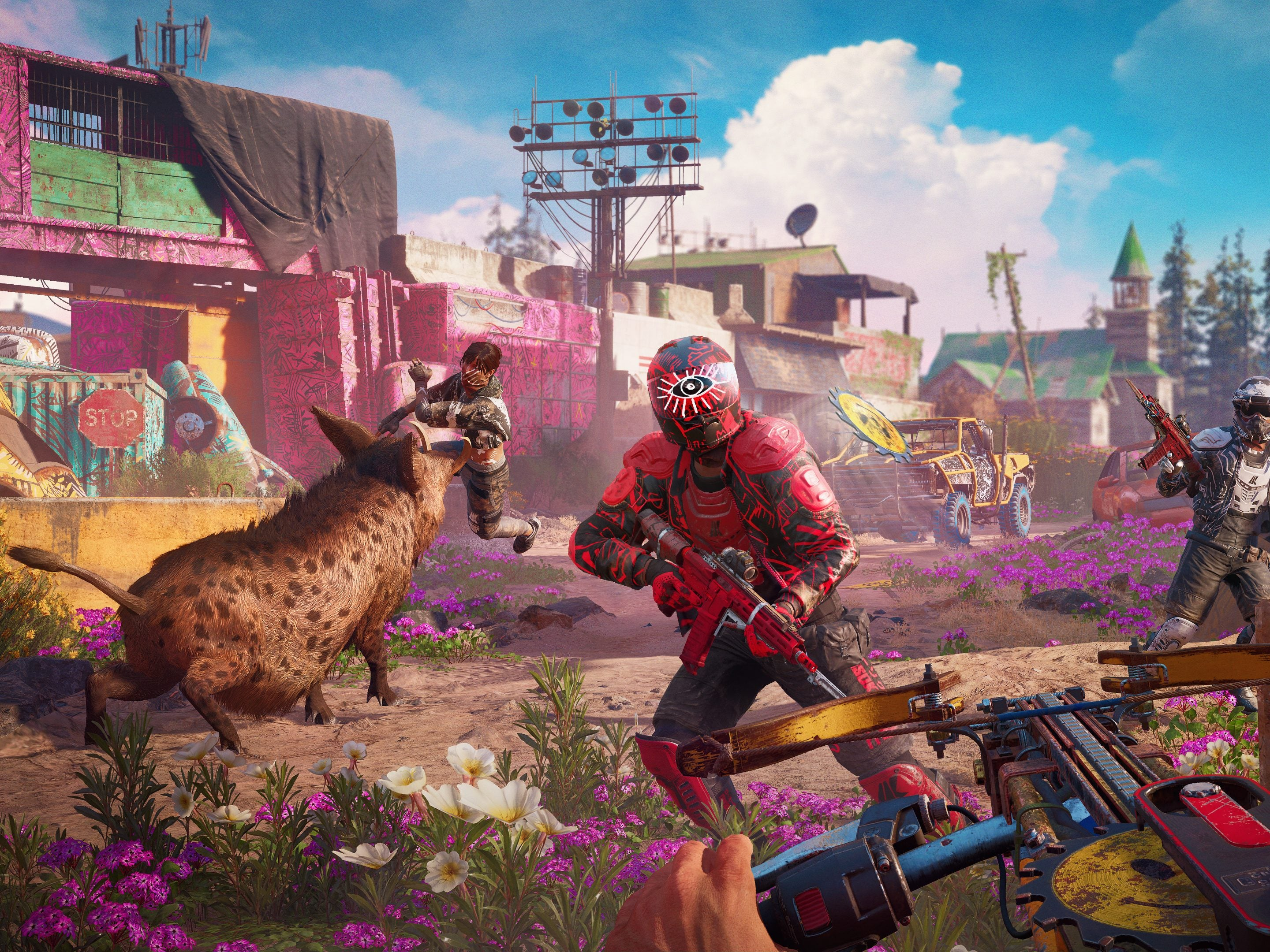 Far Cry New Dawn Review Trusted Reviews