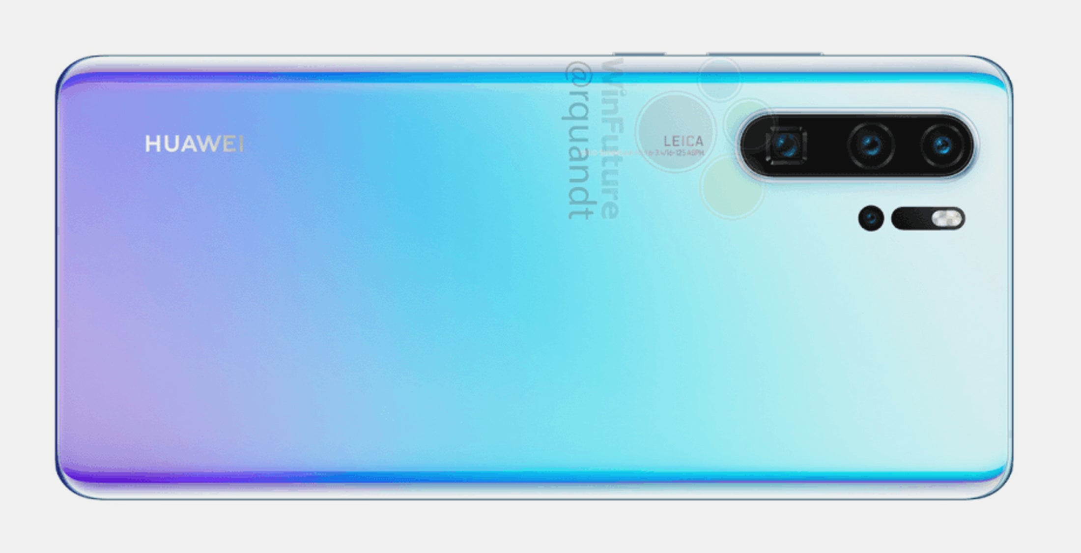 Huawei Just Confirmed One Of The P30 Pro S Best Features