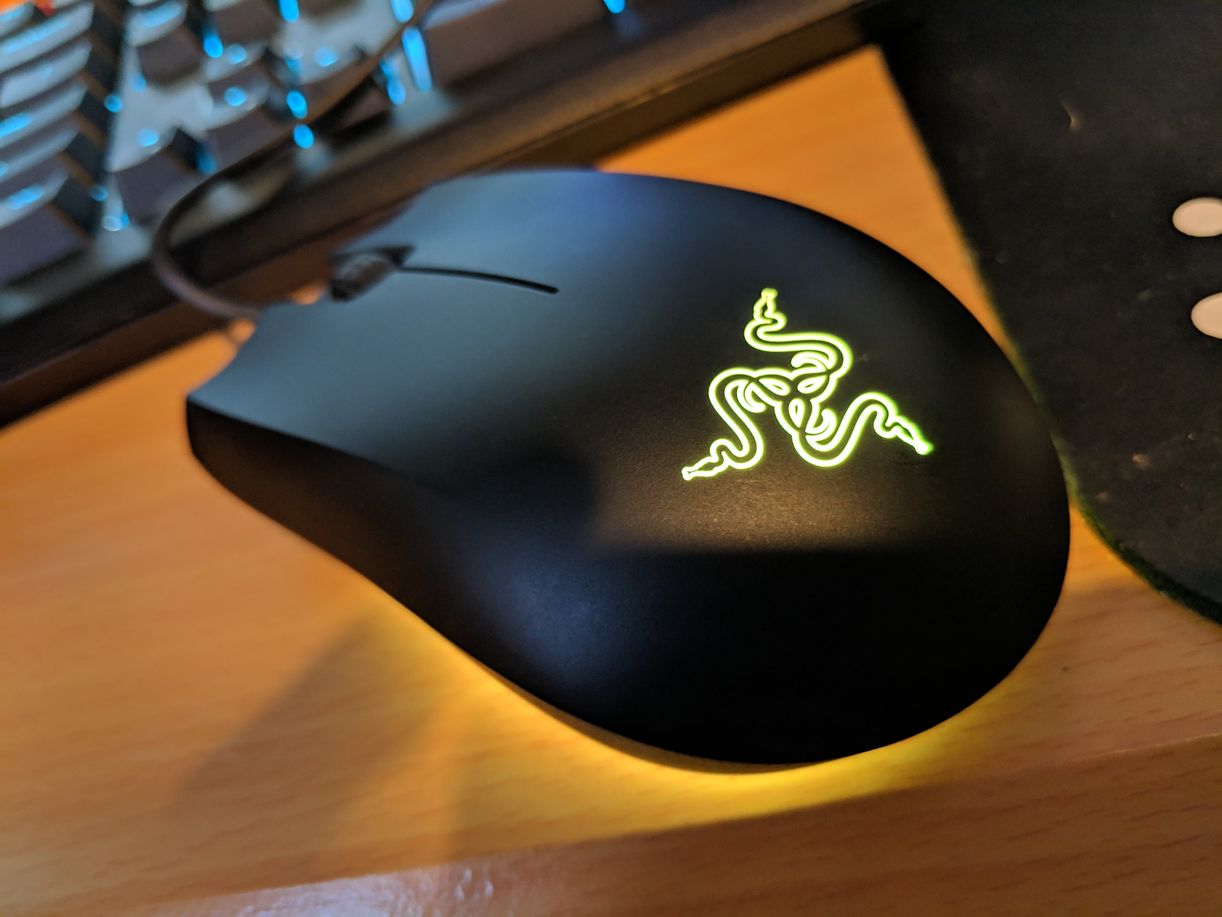 Razer Abyssus Essential Gaming Mouse Review Trusted Reviews