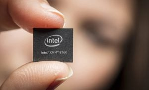 Intel XMM 8160 modem press image