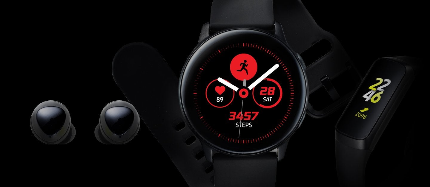 Samsung inadvertently reveals upcoming wearable devices through app