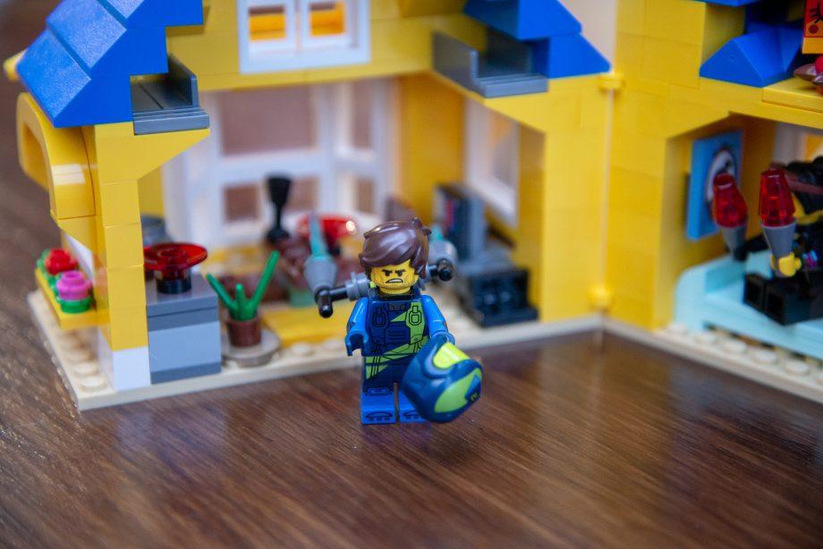 Lego Movie 2 Dangervest