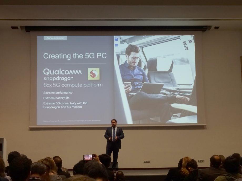 Qualcomm Snapdragon 8cx 5G compute platform