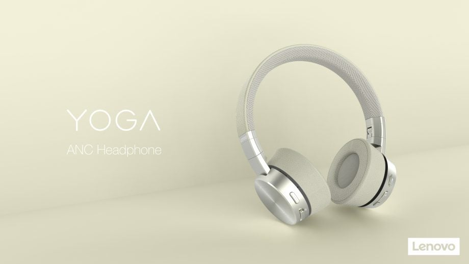 efa463823b3 Yoga ANC headphones: Lenovo's first on-ears look pretty swish ...