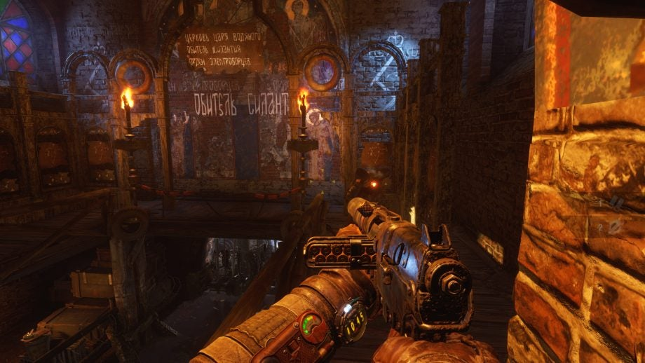 Metro Exodus Review | Trusted Reviews
