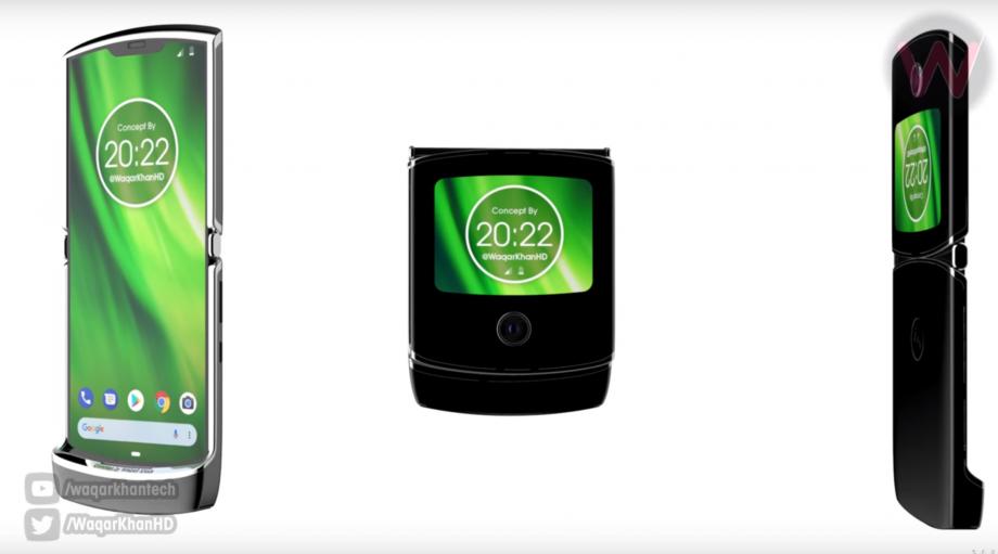 The new Motorola Razr looks amazing in this render