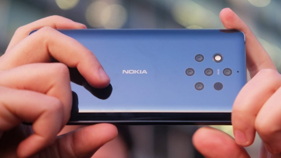 Nokia 9 PureView Review: Hands on | Trusted Reviews