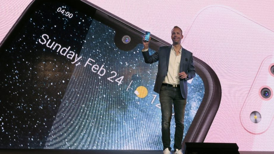 Nokia on stage MWC 2019
