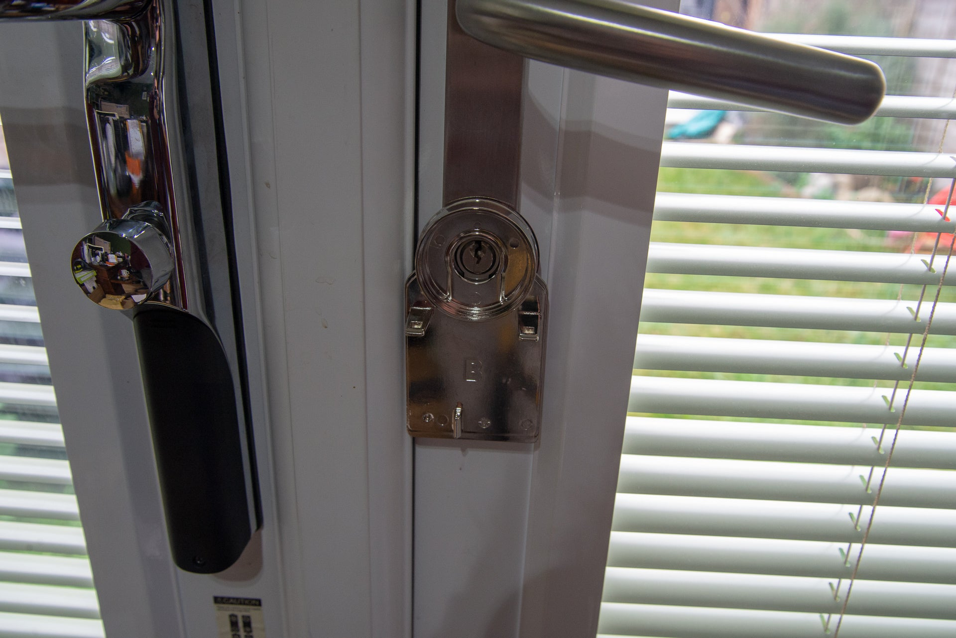 Nuki Smart Lock 2.0 mounting plate