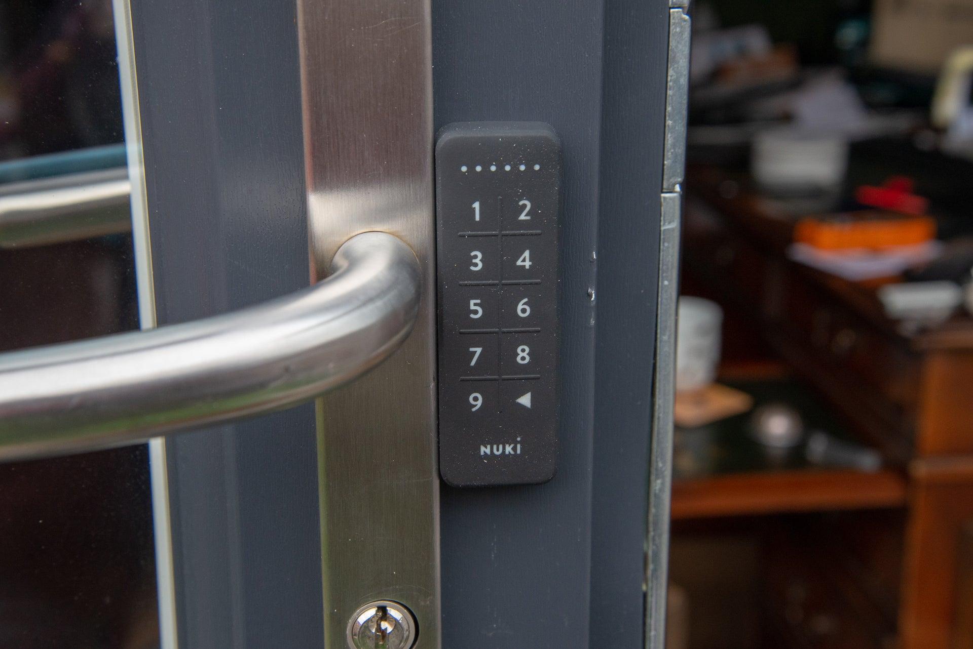Nuki Smart Lock 2.0 keypad