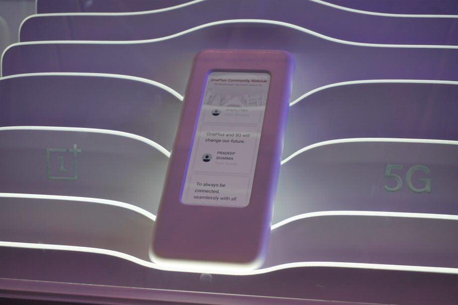 OnePlus 5G webinar