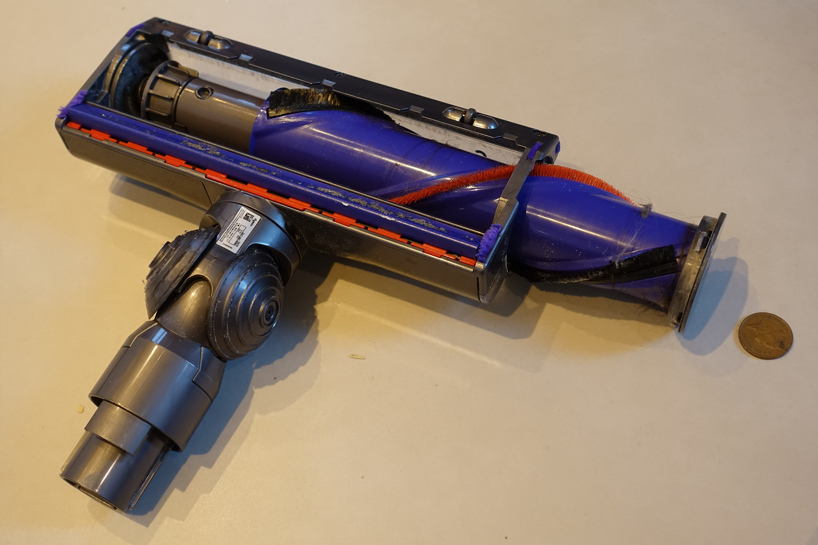 Why does my Dyson keep stopping and starting?