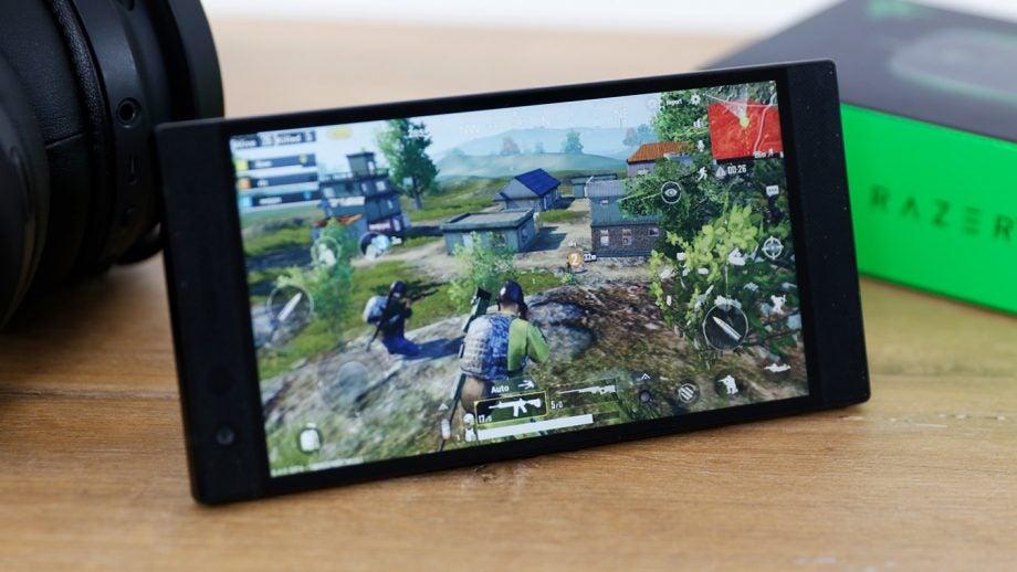 Razer Phone 2 gaming PUBG