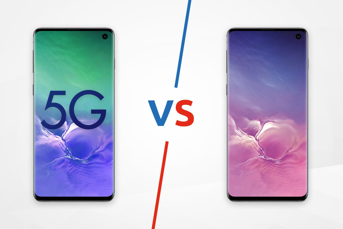 Samsung Galaxy S10 5g Vs Galaxy S10 Trusted Reviews