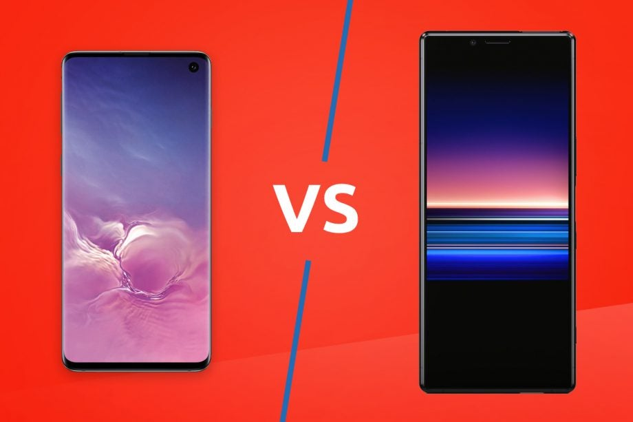 Samsung Galaxy S10 Vs Sony Xperia 1 Trusted Reviews