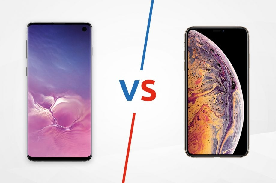 Samsung Galaxy S10 vs iPhone XS | Trusted Reviews