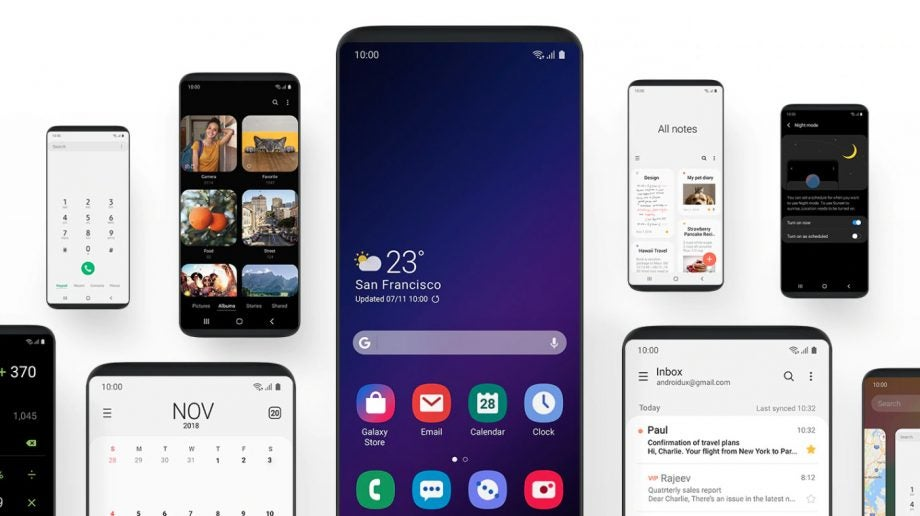 5 of the best features in Samsung's new One UI software