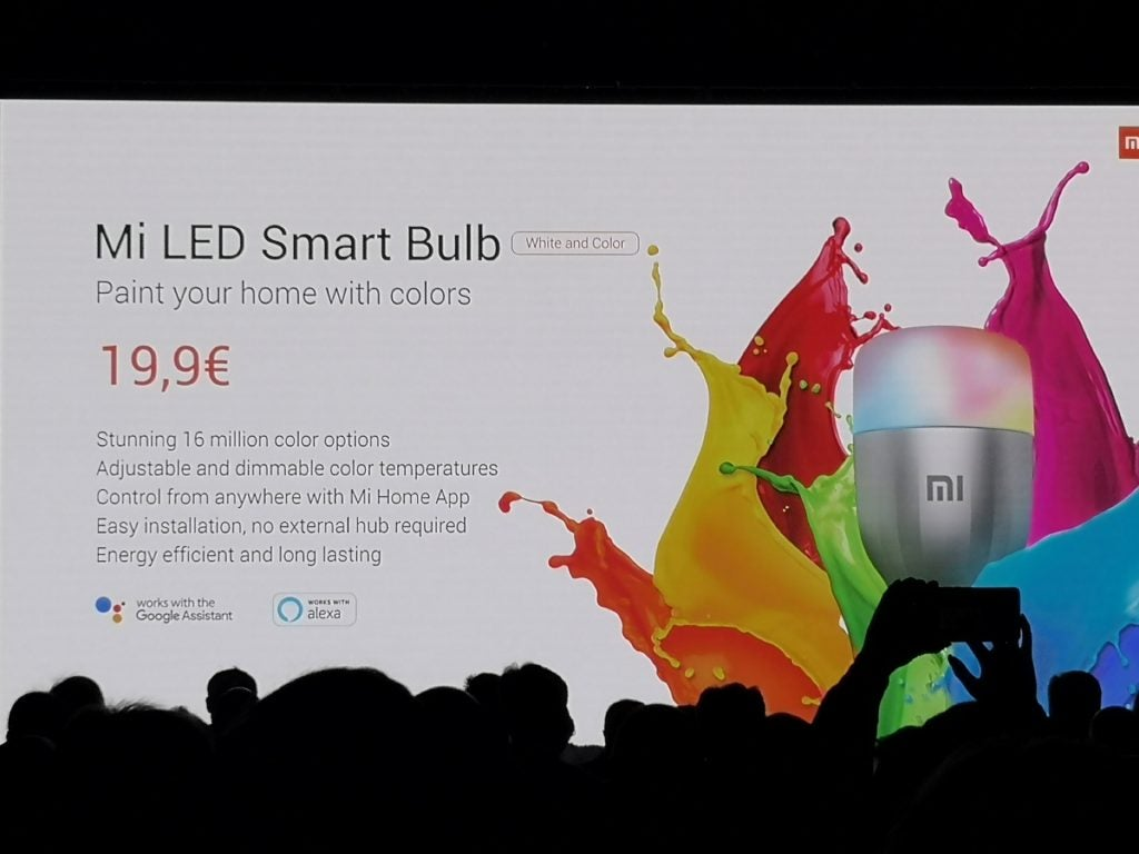 Xiaomi's new Mi LED Smart Bulbs are MUCH cheaper than