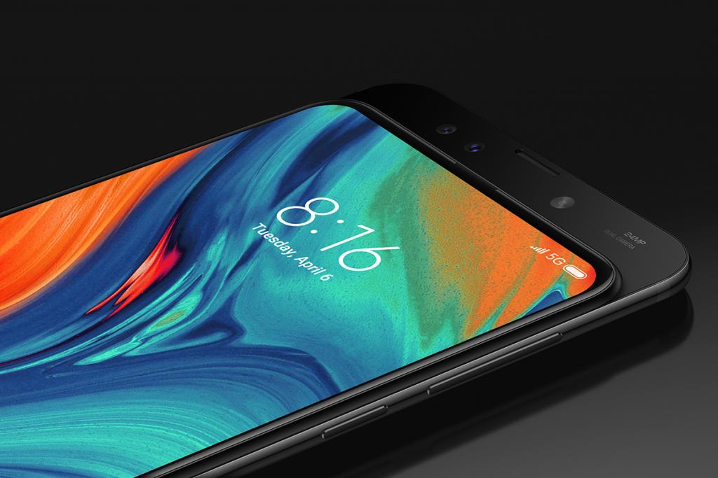 Телефоны Xiaomi Mi Mix 3 5G