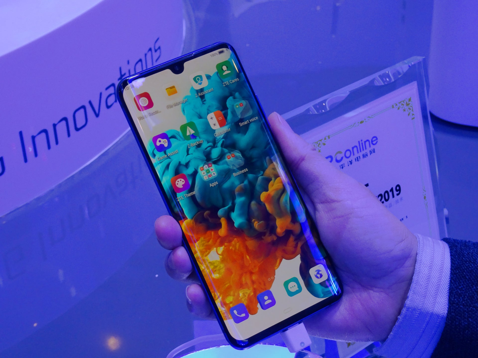 ZTE Axon 10 Pro 5G Review   Trusted Reviews