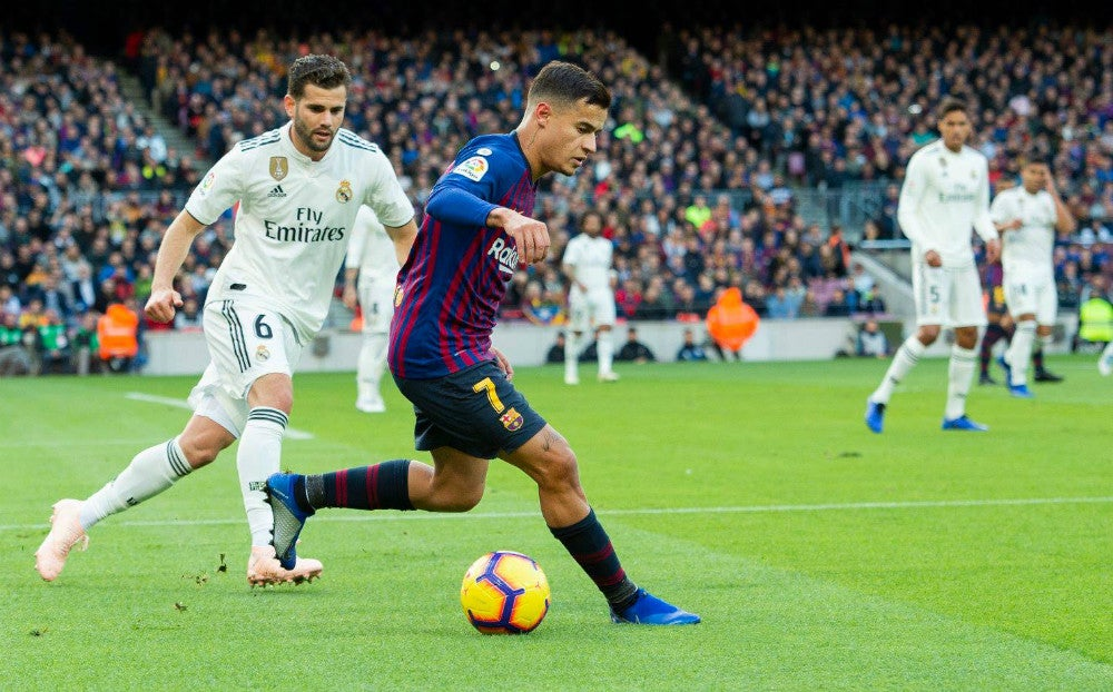 El Clasico Live Stream How To Watch Barcelona Vs Real