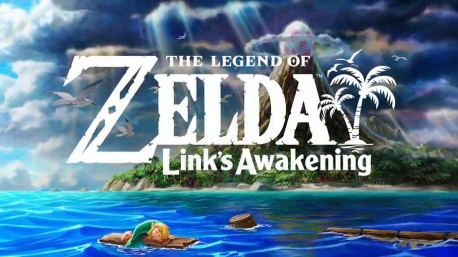 The Legend Of Zelda Links Awakening Release Date Confirmed