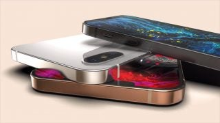 iPhone 11 concept render piled closeup Gamersky.jpg