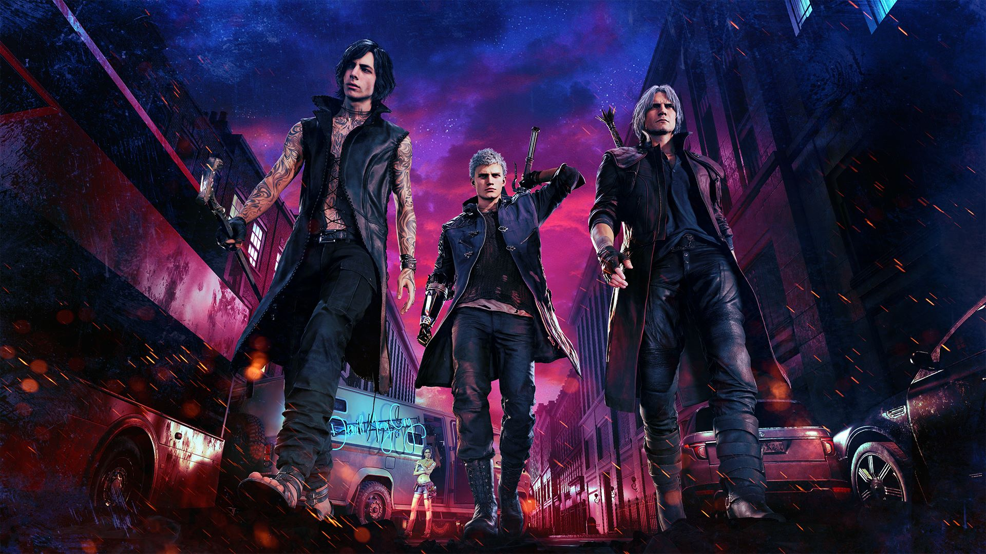 Image result for devil may cry 5 launch times