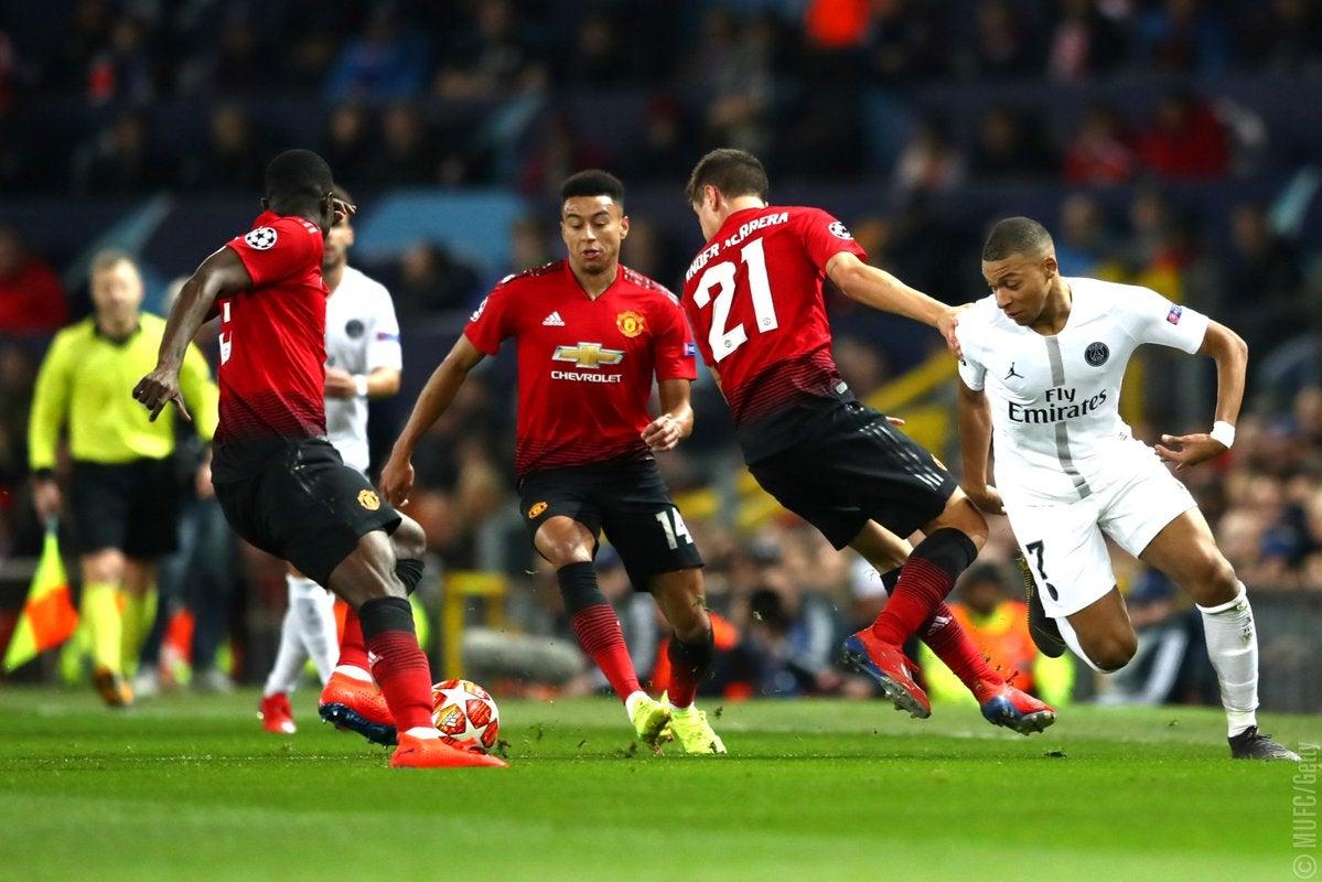Man Utd Vs PSG Live Stream: Watch The Champions League Online