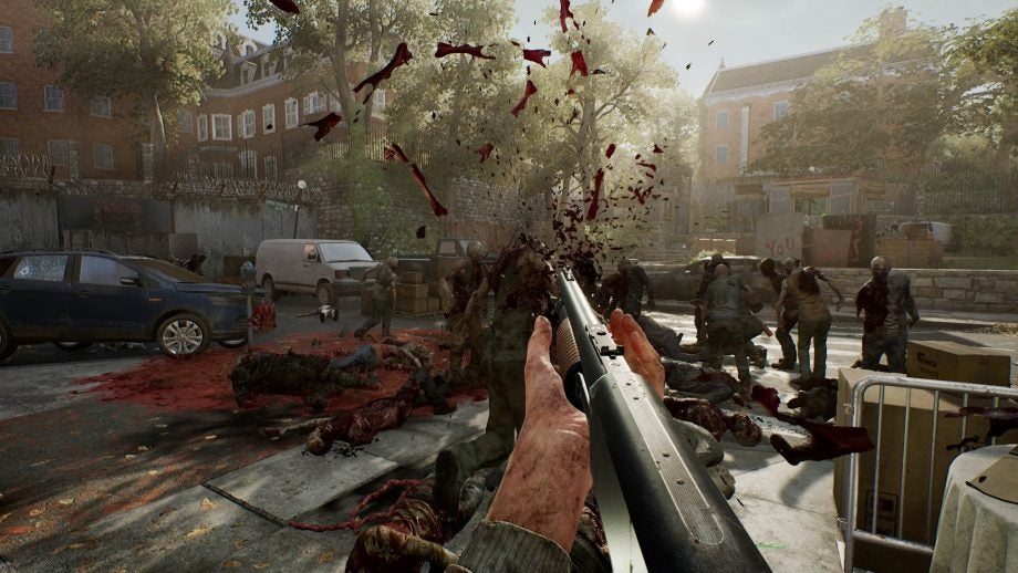 Overkill's The Walking Dead is cancelled for PS4 and Xbox