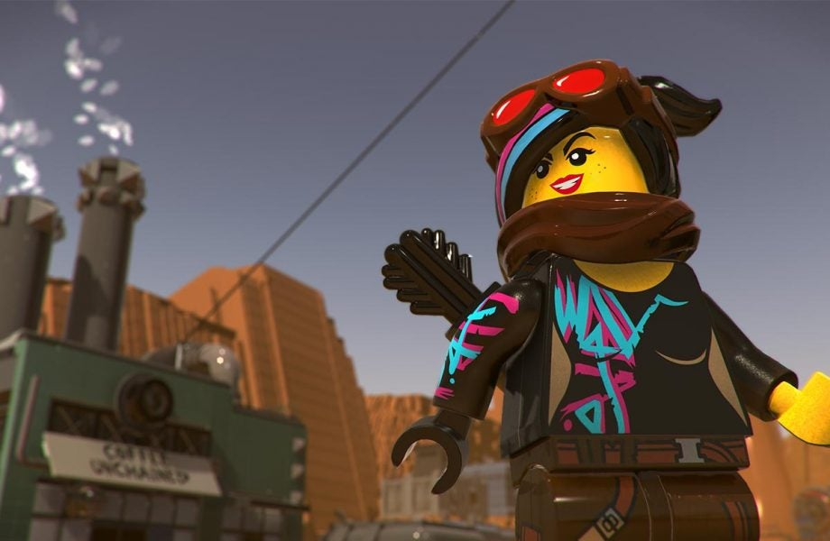 Resultado de imagen de lego movie videogame 2 screens