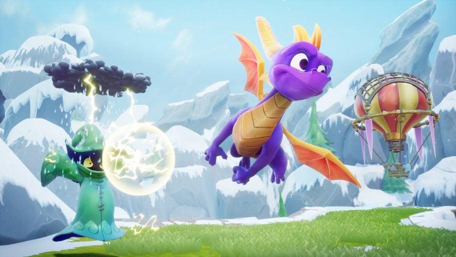 Spyro Reignited Nintendo Switch