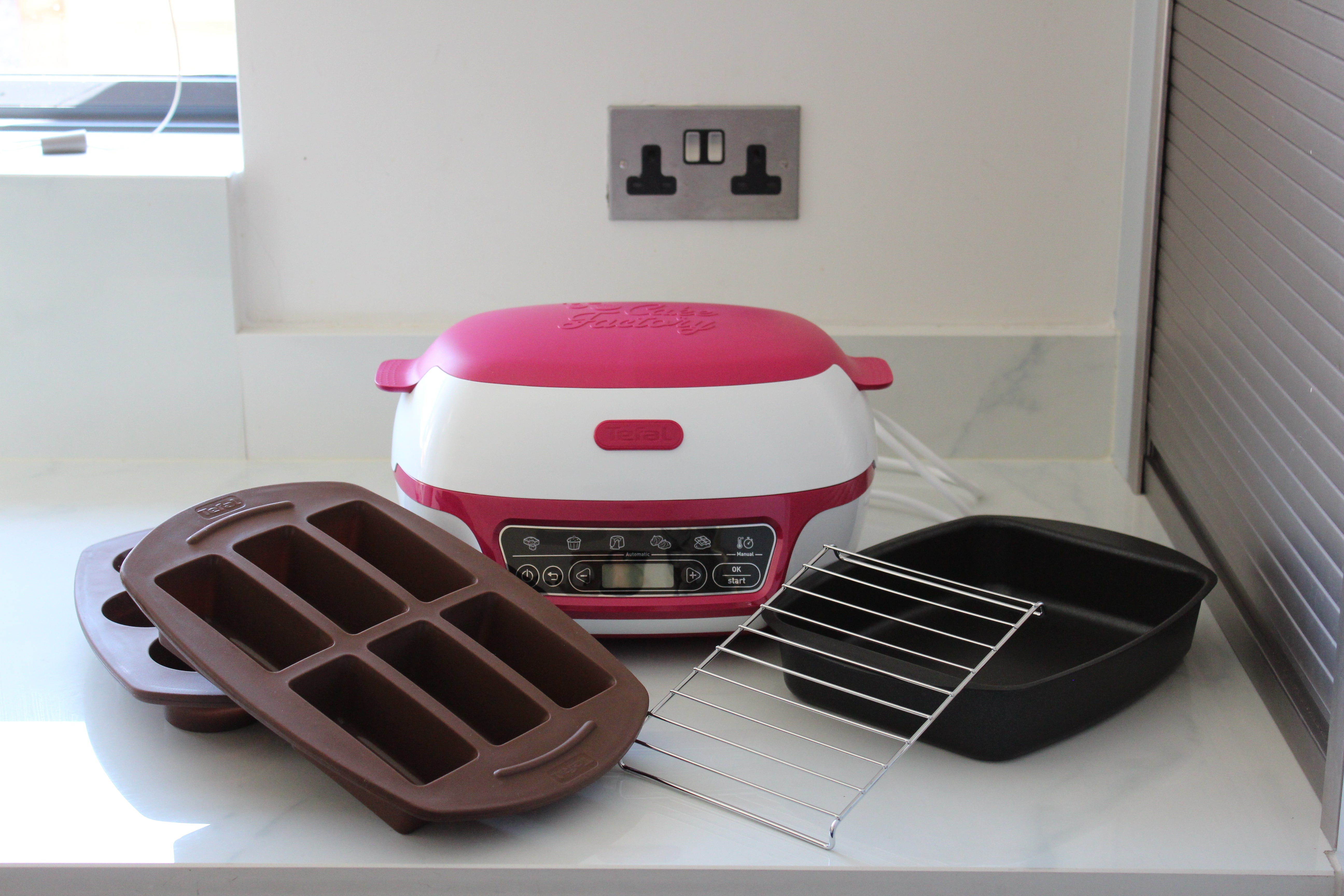 Tefal Cake Factory Cake Maker Review Trusted Reviews