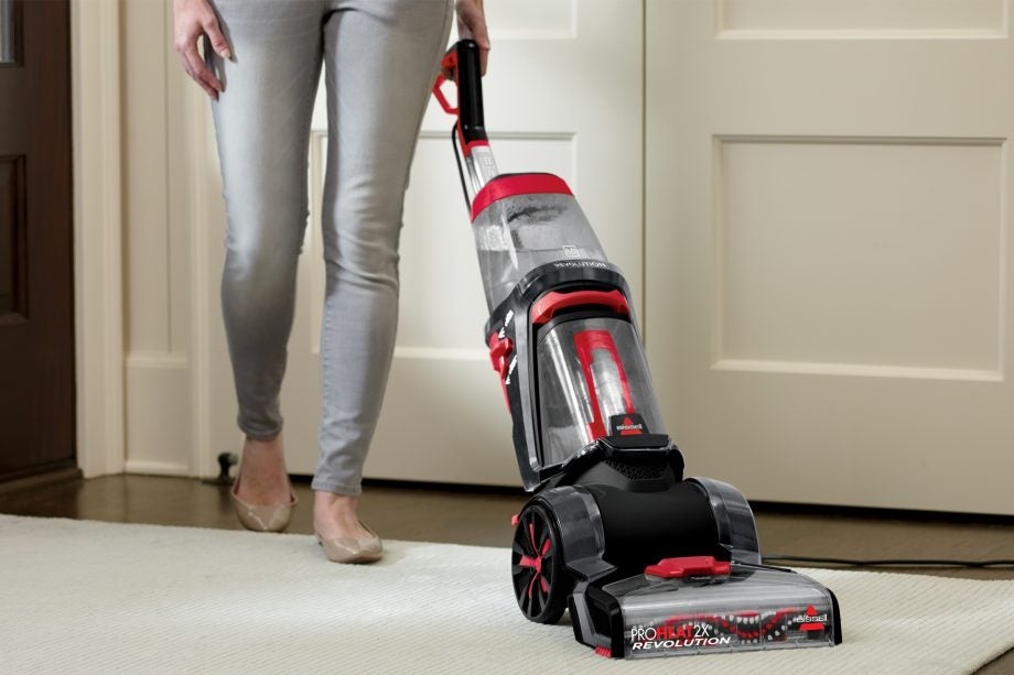 Bis Proheat 2x Revolution Carpet Cleaner Review