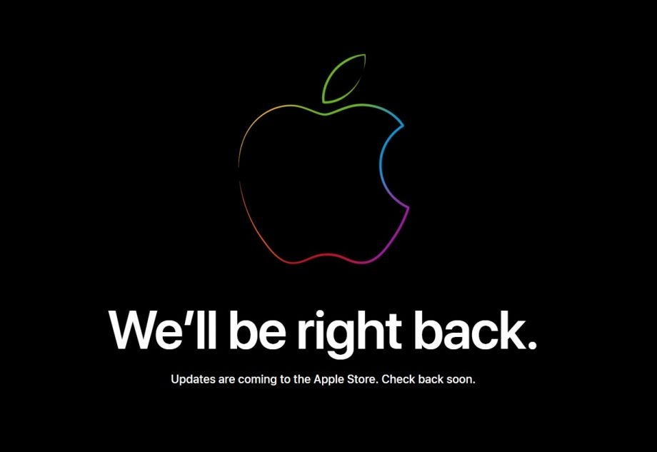 The Apple Store is down – is AirPower finally upon us?