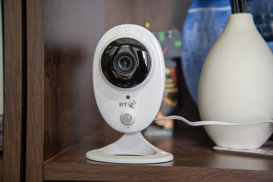 BT Smart Home Cam hero