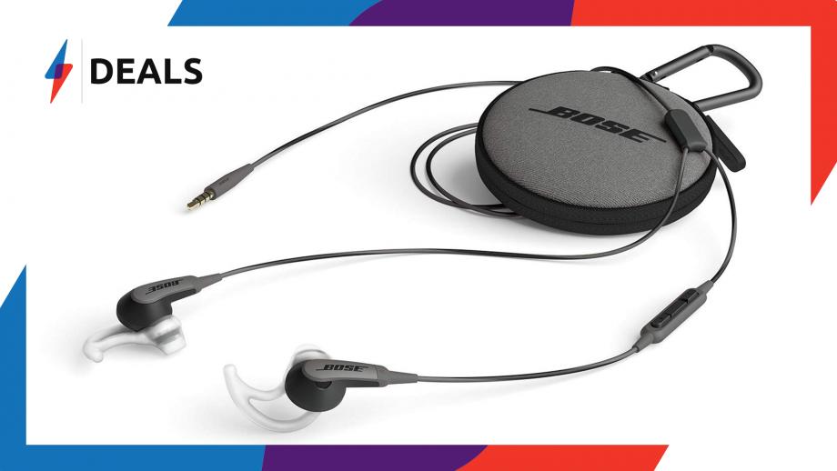 Bose SoundSport Headphones Deal