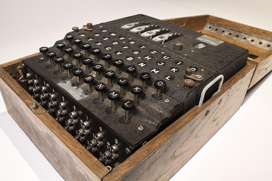 GCHQ releases Enigma codebreaking emulators to celebrate 100th birthday