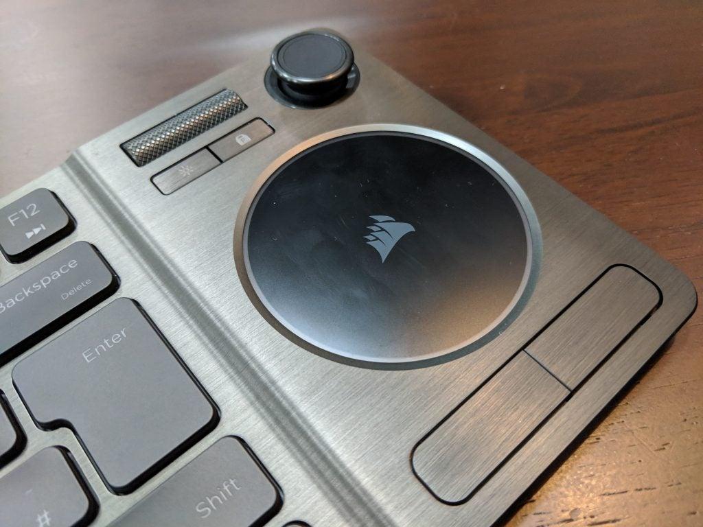 Corsair K83 Keyboard Review