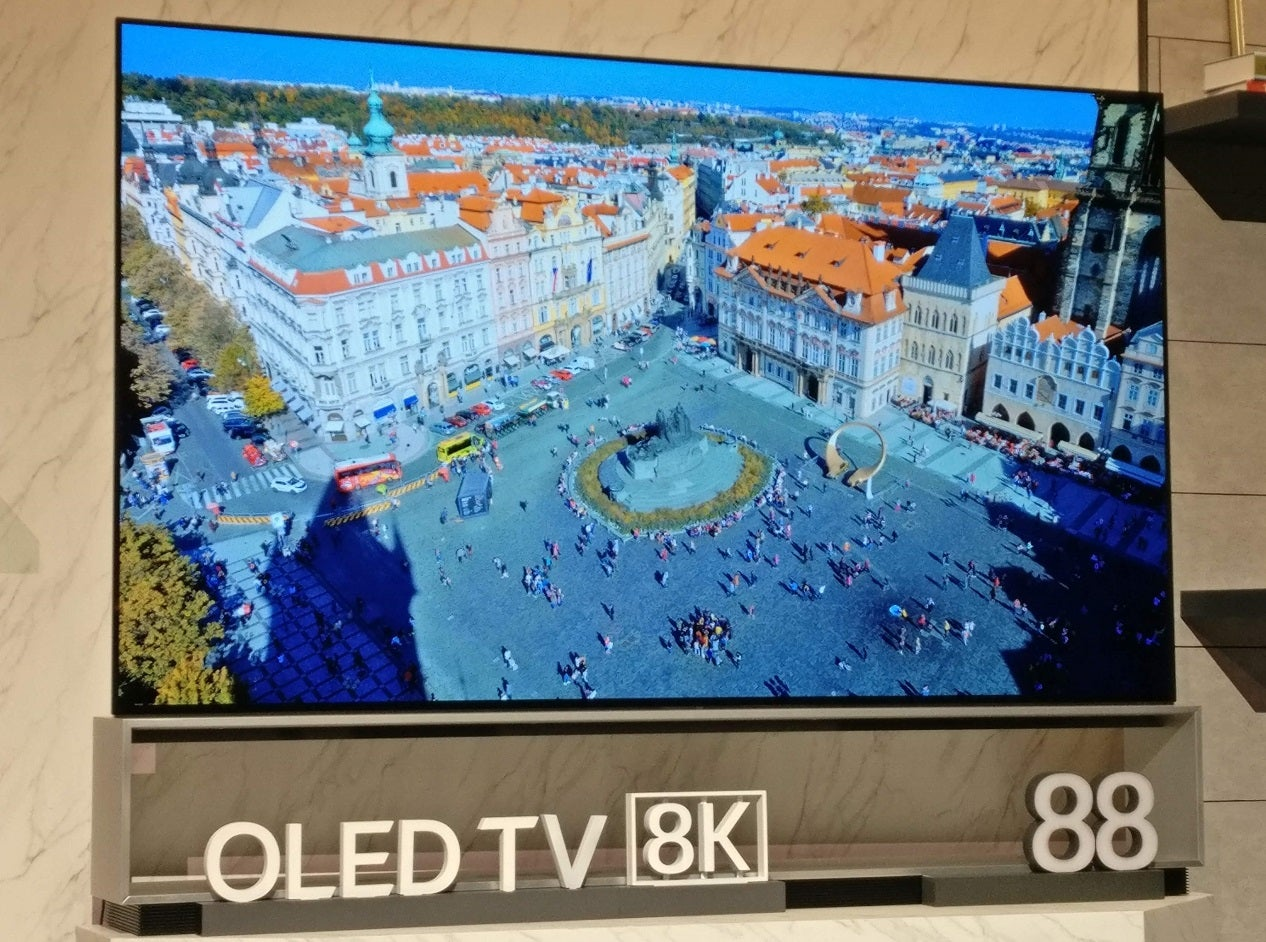 LG's OLED and LED TVs go on sale in the US and Korea | Trusted Reviews