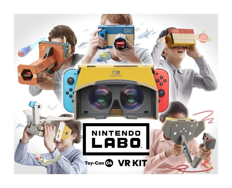 Surprise! The Nintendo Switch will soon support VR