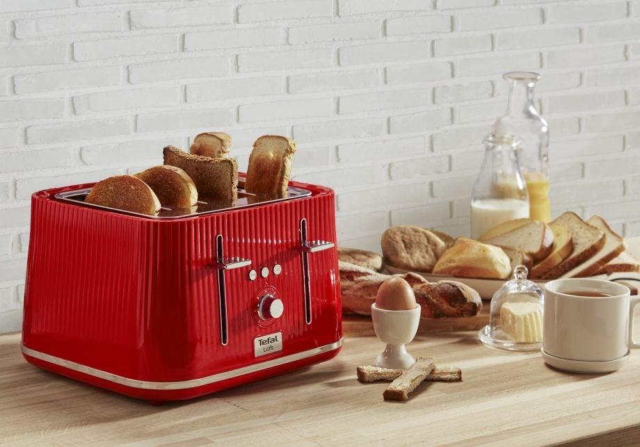 Tefal Loft 4-Slot Toaster