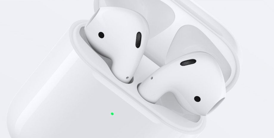Image result for Apple AirPods 2 white