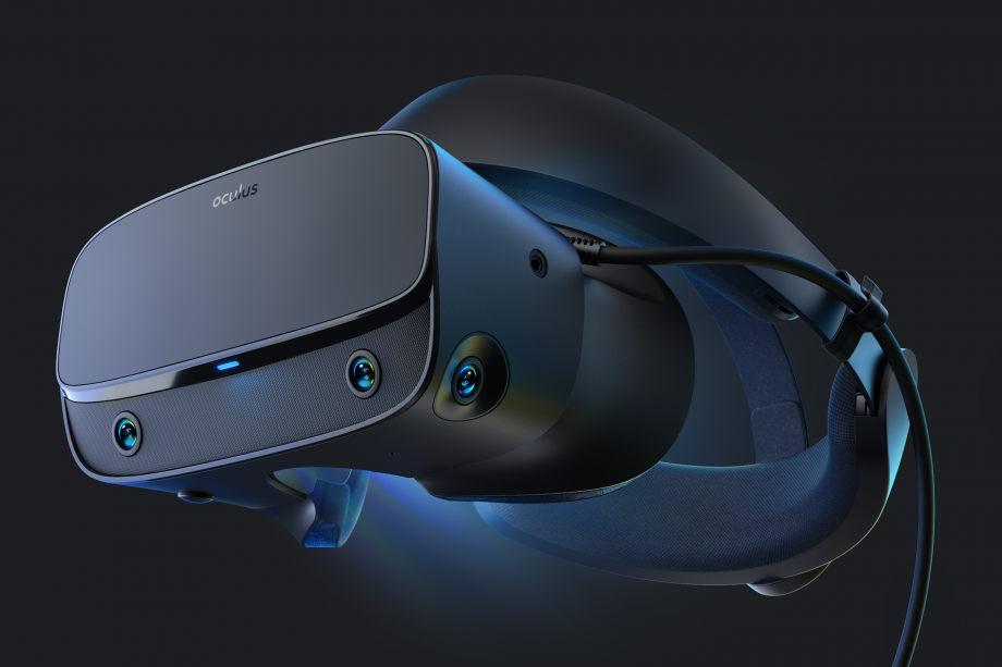 501073be6a07 Oculus has announced a new VR headset called the Rift S that brings higher  resolution displays