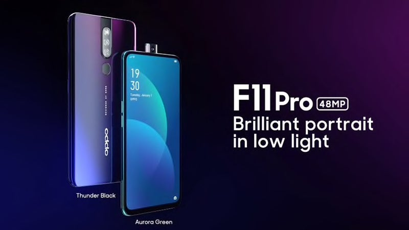 Oppo F11 Pro Arrives Loaded With Oneplus 7 Clues Trusted