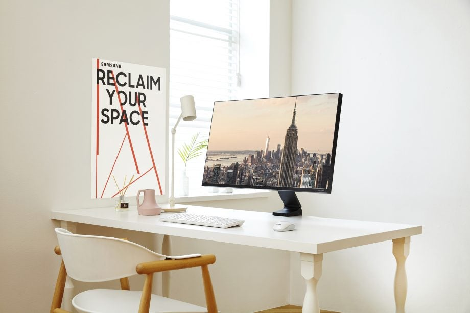 Samsung's new Space Monitor is now available to pre-order