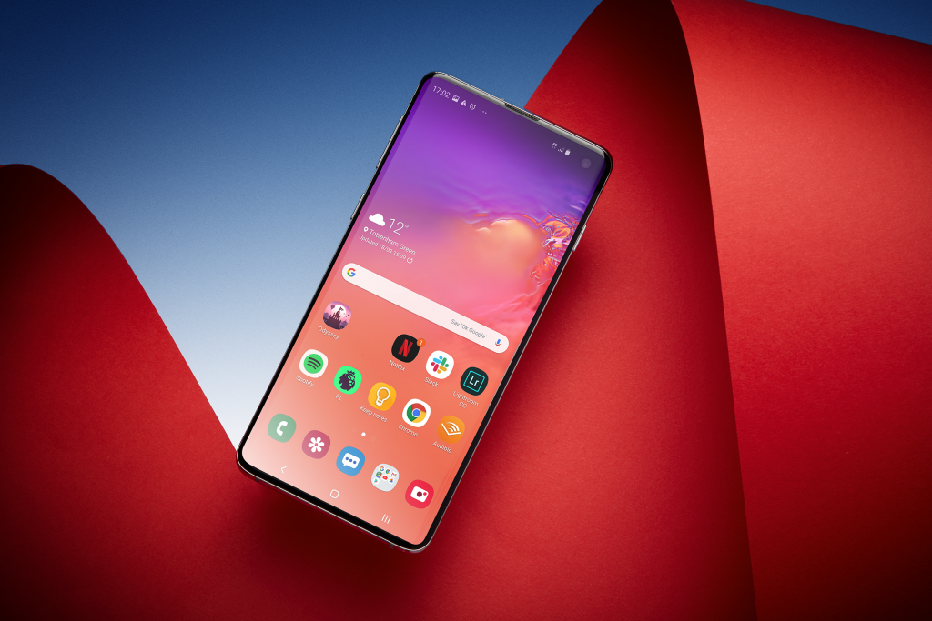 Samsung Galaxy S10 Review: The best Galaxy? | Trusted Reviews