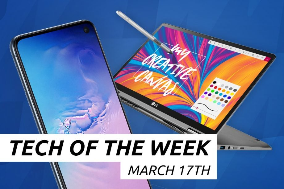 Tech of the Week: The LG Gram 2-in-1 and Samsung Galaxy S10e star in this week's show