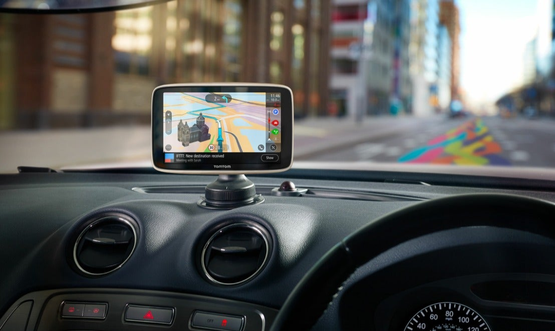 TomTom's upcoming SatNav will connect with your smart home