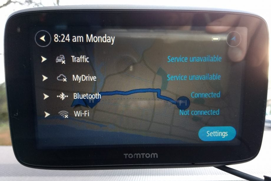 TomTom Go Essential Review | Trusted Reviews